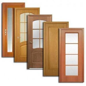 Двери, дверные блоки Заветного