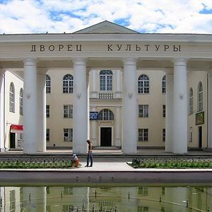 Дворцы и дома культуры Заветного