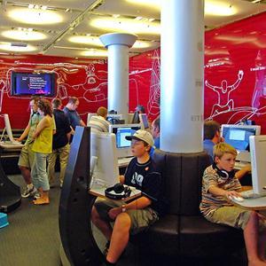 Интернет-кафе Заветного