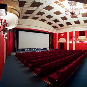 Кинотеатры Заветного