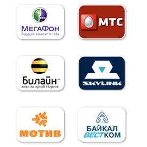 Операторы сотовой связи Заветного
