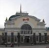 Железнодорожные вокзалы в Заветном