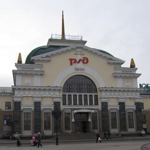 Железнодорожные вокзалы Заветного