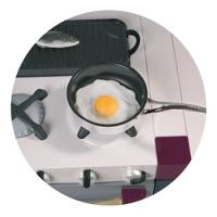 Кафе-отель Колесница - иконка «кухня» в Заветном